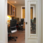 Custom Pocket Doors